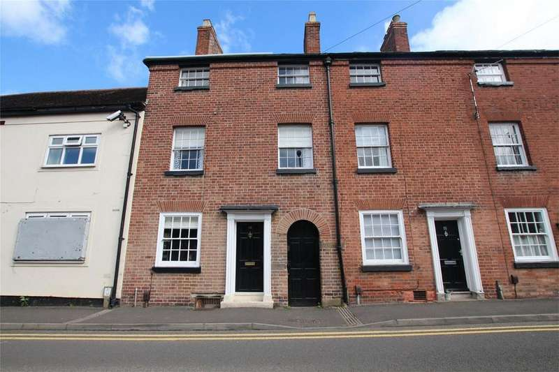 3 Bedrooms Town House for sale in Rotten Row, Lichfield, Staffordshire