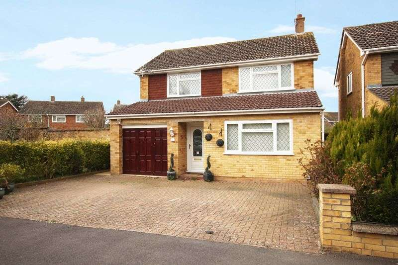 3 Bedrooms Detached House for sale in Grove, Wantage