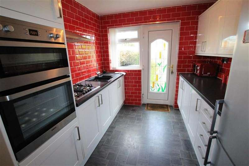 3 Bedrooms Terraced House for sale in Reeth Place, Newton Aycliffe, County Durham