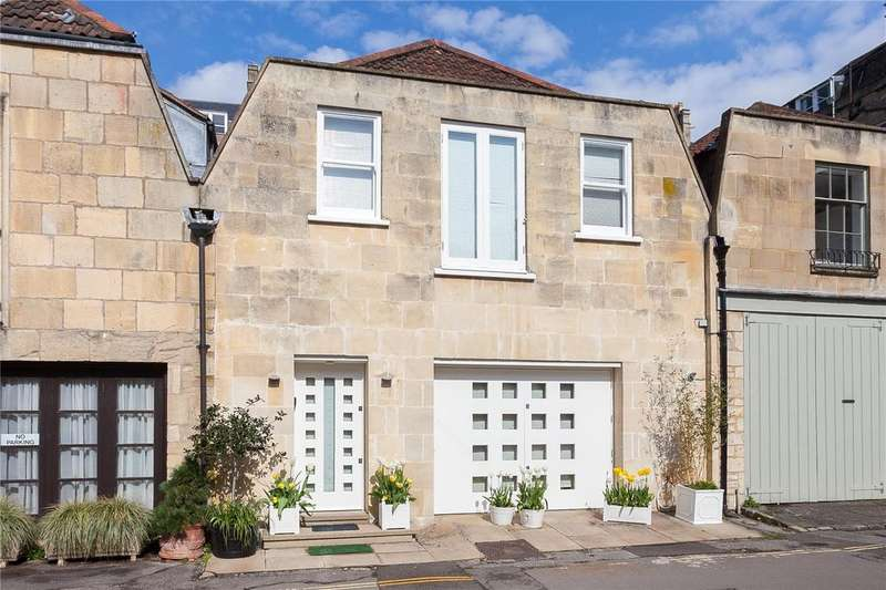 2 Bedrooms Mews House for sale in Pulteney Mews, Bath, BA2