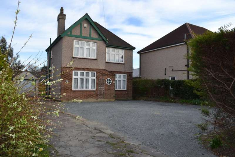 3 Bedrooms Detached House for sale in Crofton Road Orpington BR6