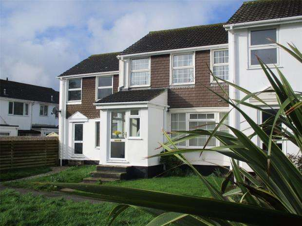 3 Bedrooms Semi Detached House for sale in St Johns Walk, St. Ives, Cornwall