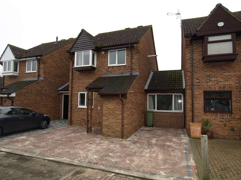 3 Bedrooms Link Detached House for sale in Huntsman Grove, Blakelands, Milton Keynes