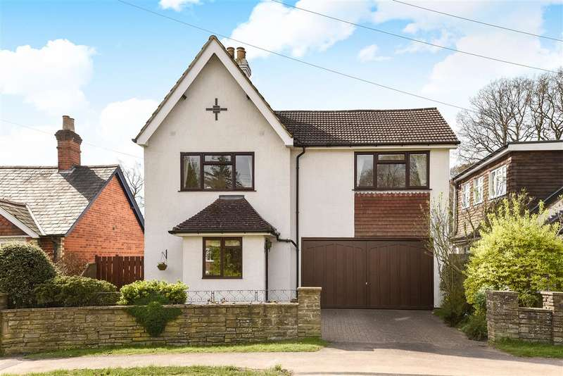 5 Bedrooms Detached House for sale in New Wokingham Road, Crowthorne