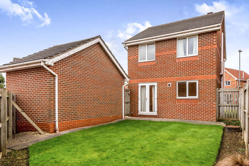3 Bedrooms Detached House for sale in Shire Road, Morley, Leeds, LS27