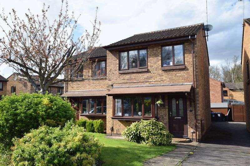 3 Bedrooms Semi Detached House for sale in REFURBISHED home on popular MODERN DEVELOPMENT