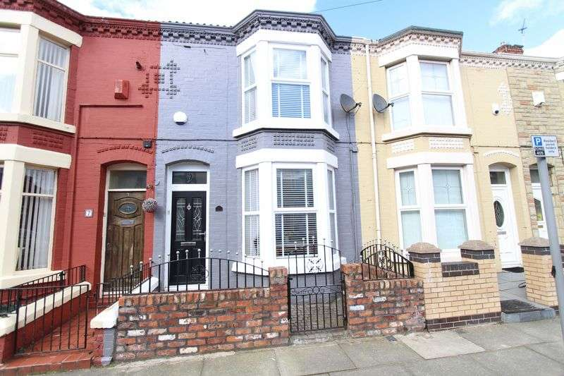 3 Bedrooms Terraced House for sale in Roby Street, Bootle