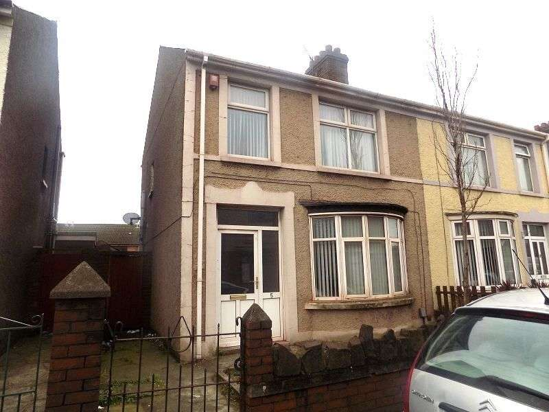 3 Bedrooms Semi Detached House for sale in 5 St. Albans Terrace, Taibach, Port Talbot, Neath Port Talbot. SA13 1LW