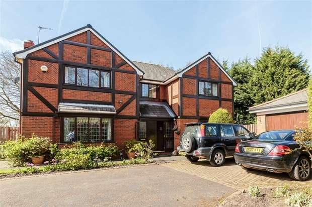 4 Bedrooms Detached House for sale in Chenotrie Gardens, Prenton, Merseyside
