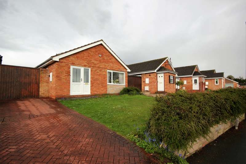 2 Bedrooms Detached Bungalow for sale in Emerald Road, St Johns, Worcester