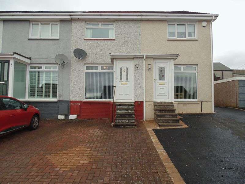 2 Bedrooms Property for sale in Currieside Avenue, Shotts
