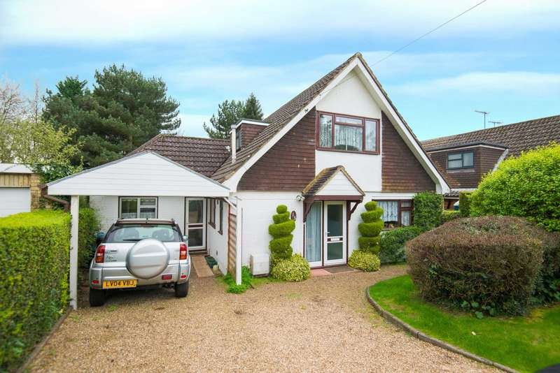 4 Bedrooms Detached House for sale in South Park Gardens, Berkhamsted