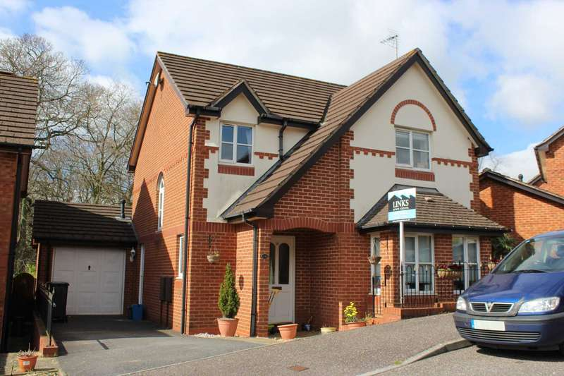 4 Bedrooms Detached House for sale in Port Mer Close, Exmouth