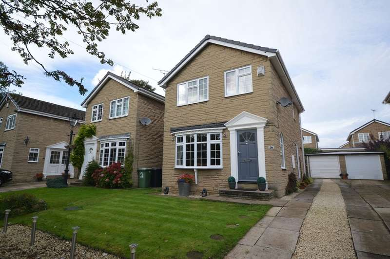 3 Bedrooms Detached House for sale in Parkways Avenue, Oulton