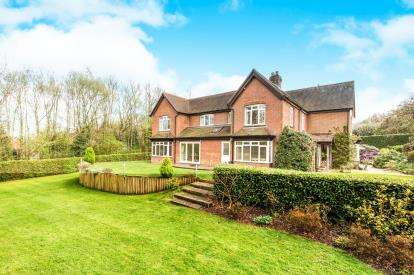 6 Bedrooms Detached House for sale in Burridge, Southampton, Hampshire