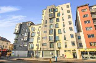 2 Bedrooms Flat for sale in Axis House, 262 Lewisham High Street, London