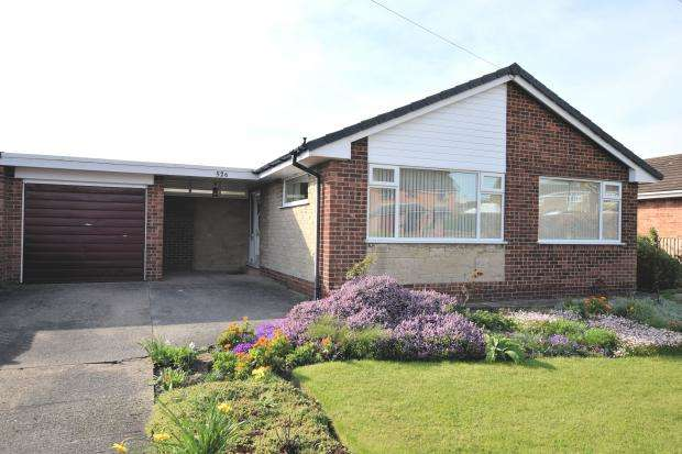 2 Bedrooms Detached Bungalow for sale in Scalby Road, Scarborough, North Yorkshire YO13 0NN