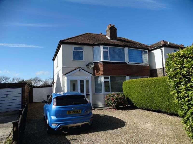 3 Bedrooms Semi Detached House for sale in Chichester Road, Selsey