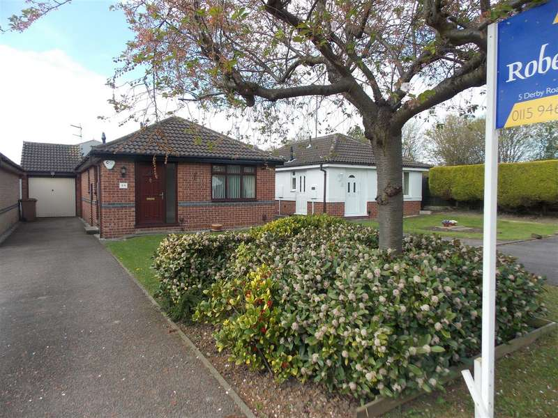 2 Bedrooms Detached Bungalow for sale in The Spring, Long Eaton