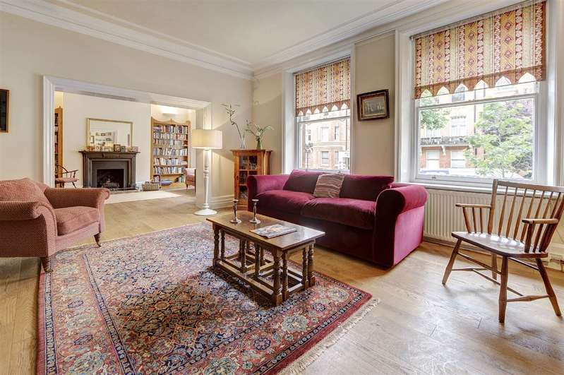 4 Bedrooms Property for sale in Raised Ground Floor, Cannon Hill, West Hampstead, NW6