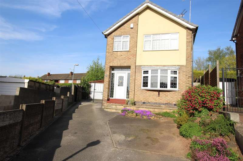 3 Bedrooms House for sale in Halls Road, Stapleford
