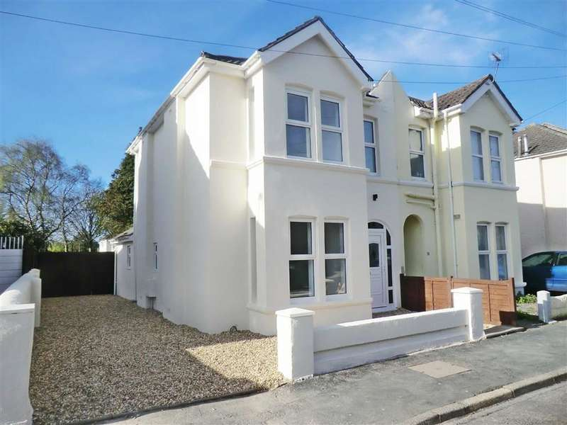 4 Bedrooms House for sale in Capstone Road, Bournemouth, Dorset