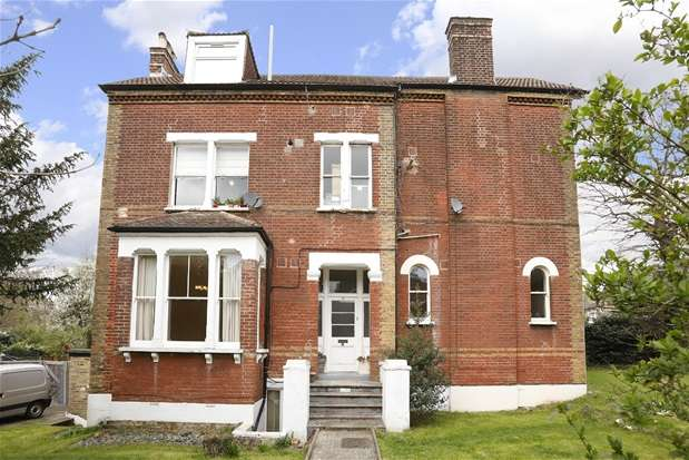 2 Bedrooms Flat for sale in Wood Vale, Forest Hill
