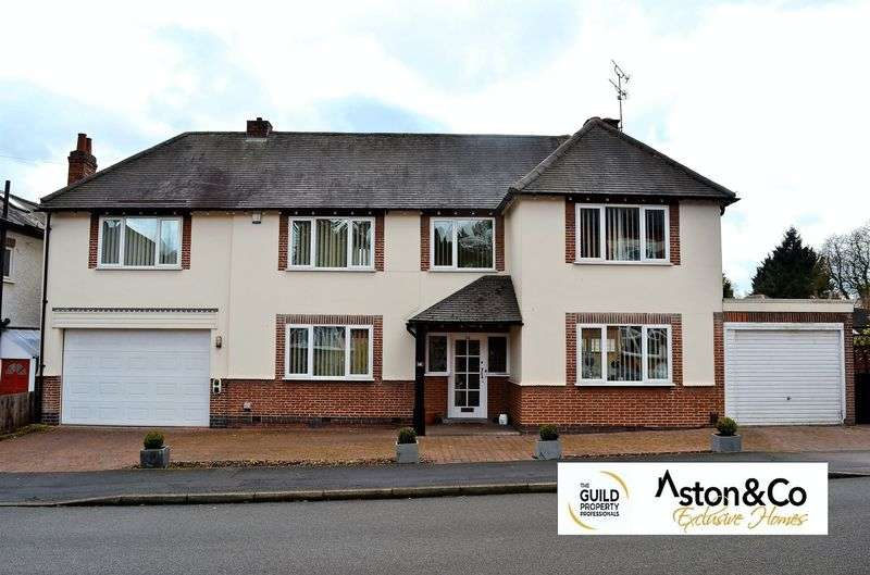 4 Bedrooms Detached House for sale in Freehold Road, Birstall, Leicestershire. LE4