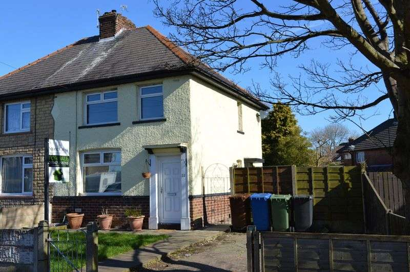 3 Bedrooms Semi Detached House for sale in Twist Avenue, Golborne