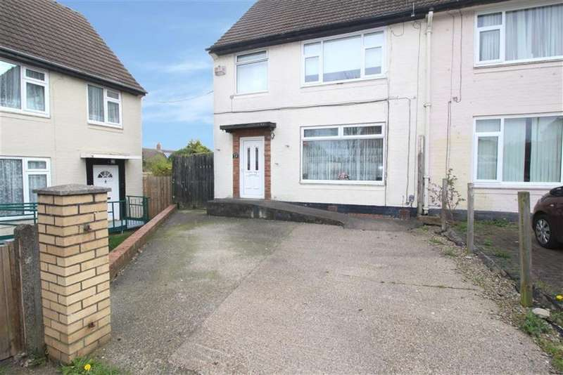 4 Bedrooms Semi Detached House for sale in The Roundway, Newcastle-upon-Tyne