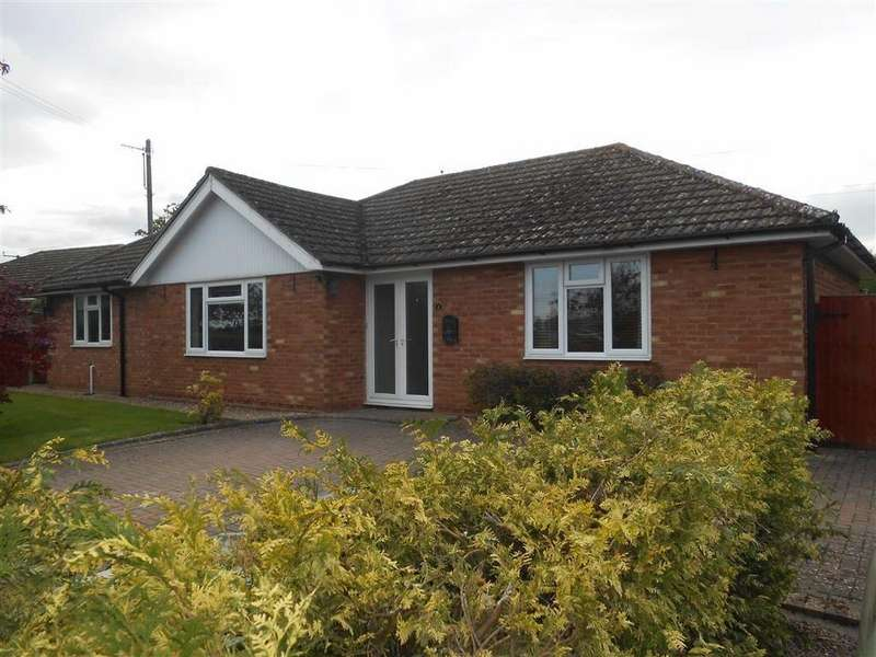 4 Bedrooms Bungalow for sale in Canon Drive, Hereford, Herefordshire