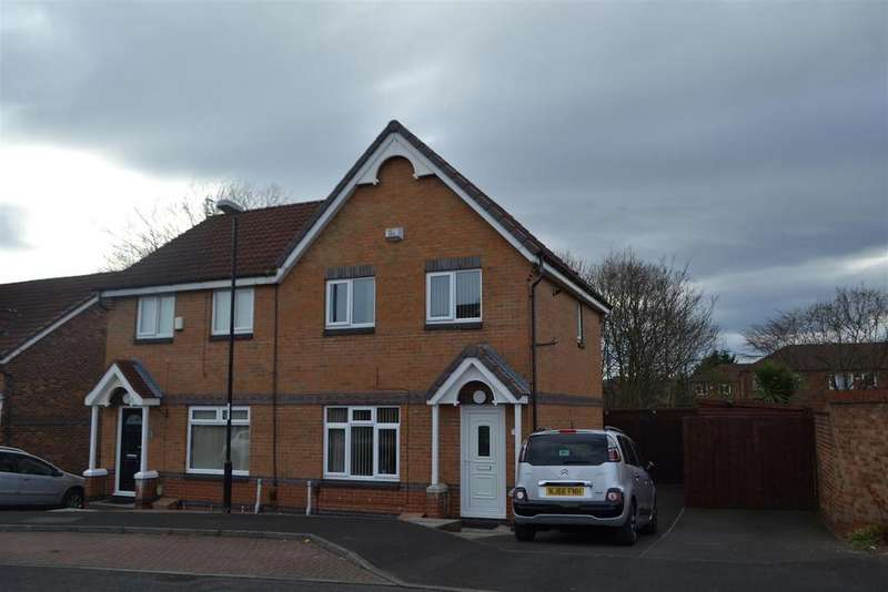 3 Bedrooms Semi Detached House for sale in Crosthwaite Grove, Hylton Castle, Sunderland