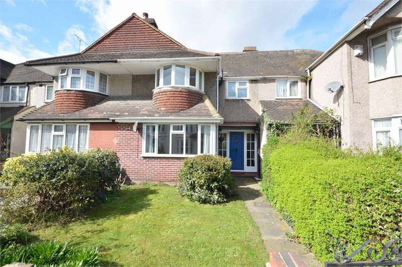 3 Bedrooms Terraced House for sale in Highfield Road, Dartford