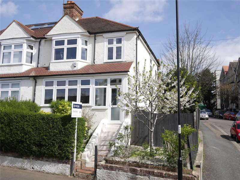 3 Bedrooms House for sale in Troy Road, London, SE19
