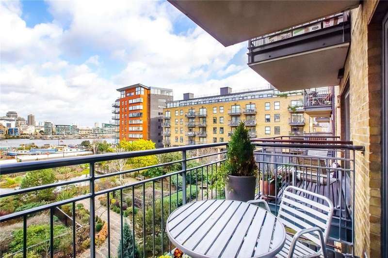 2 Bedrooms Apartment Flat for sale in Providence Square, London, SE1