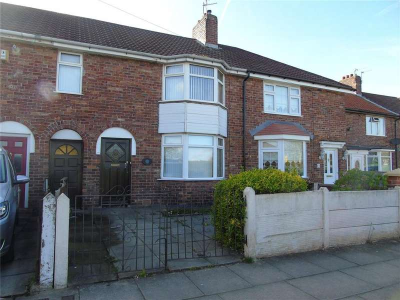 3 Bedrooms Terraced House for sale in Formosa Drive, Fazakerley, Liverpool, L10