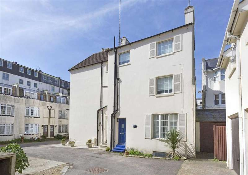 3 Bedrooms Terraced House for sale in Brunswick Mews, Hove