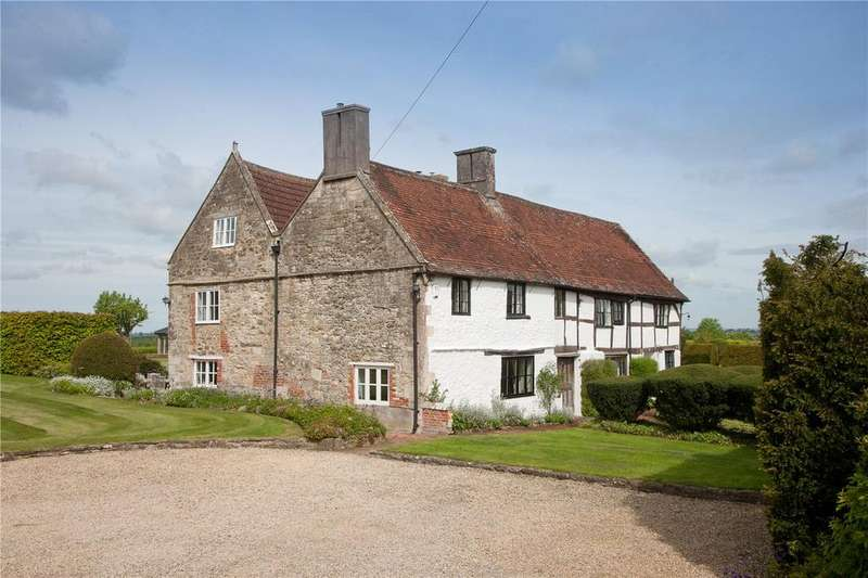 7 Bedrooms Detached House for sale in Becketts House, Tinhead Road, Edington, Wiltshire, BA13