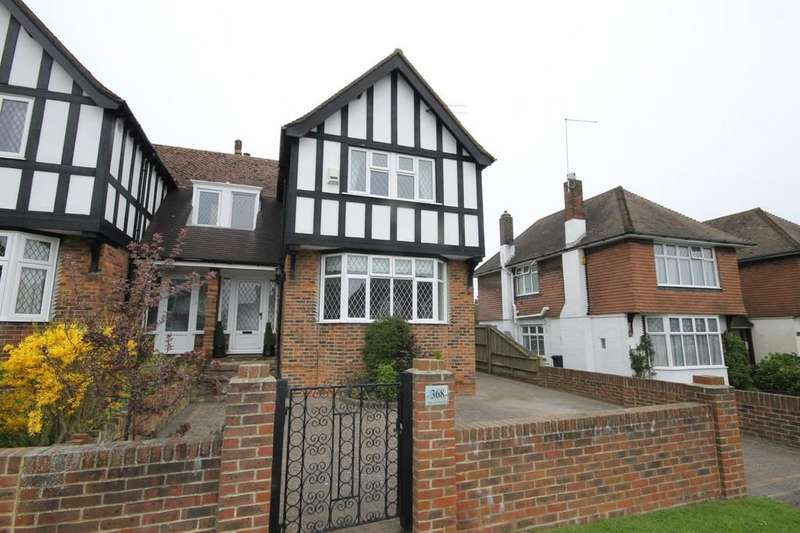 3 Bedrooms Semi Detached House for sale in Upper Shoreham Road, Shoreham-by-Sea