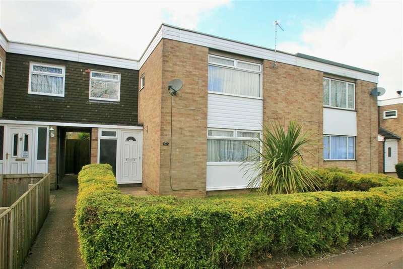 3 Bedrooms Semi Detached House for sale in Lethe Grove, Colchester
