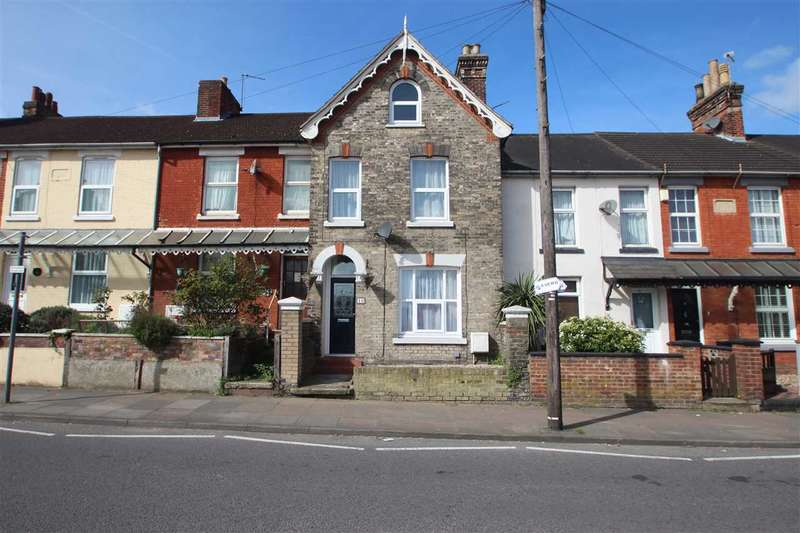 3 Bedrooms Town House for sale in Wimpole Road, New Town, Colchester