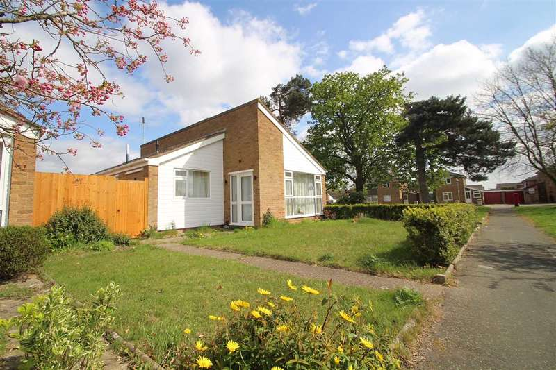 2 Bedrooms Detached Bungalow for sale in Crowland Close, Ipswich