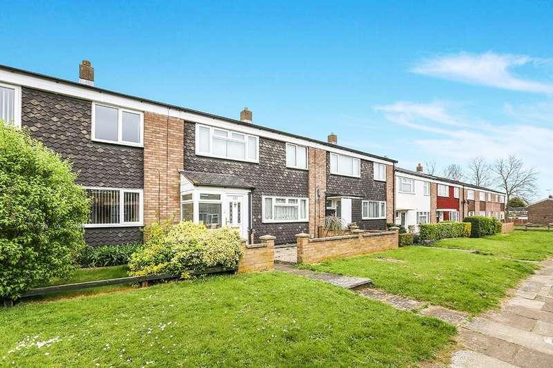 3 Bedrooms Property for sale in Archer Road, Stevenage, SG1