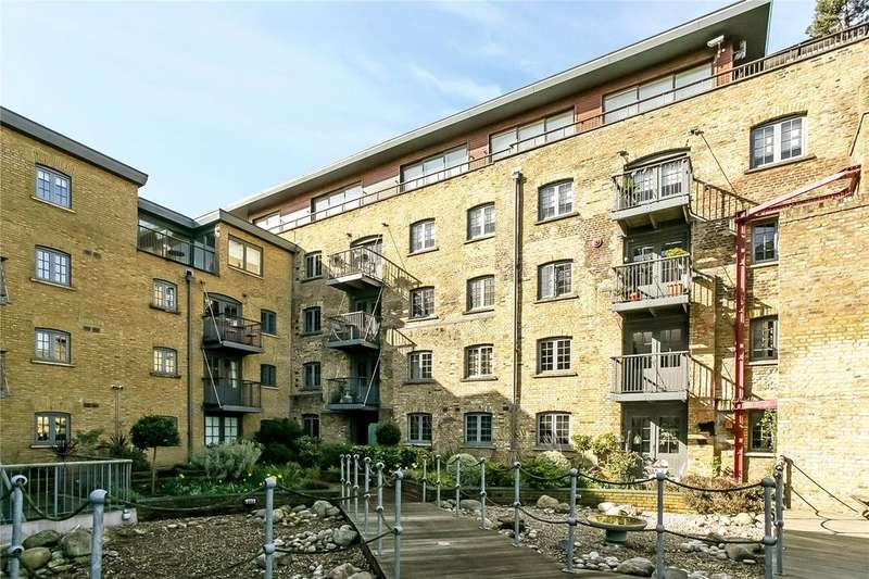 1 Bedroom Apartment Flat for sale in Tempus Wharf, 33 Bermondsey Wall West, London, SE16