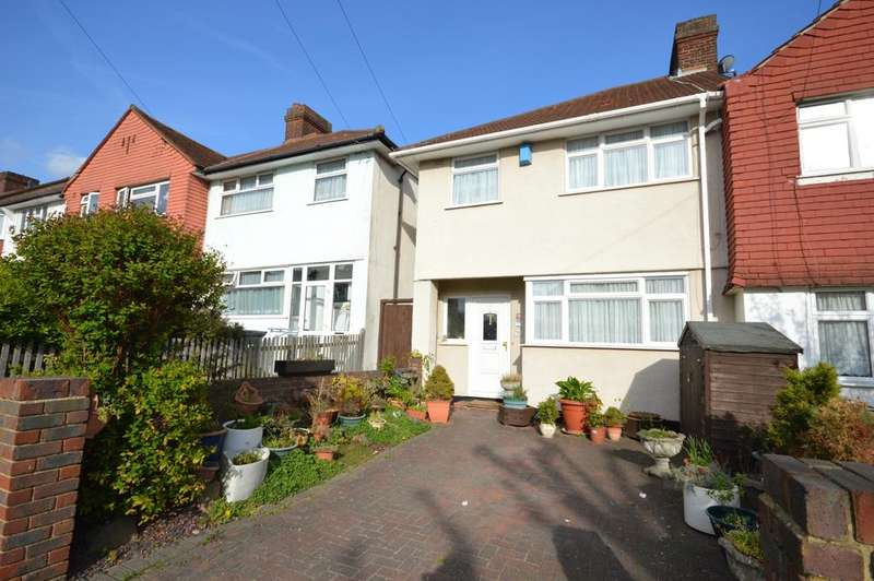 3 Bedrooms End Of Terrace House for sale in Horsmonden Road Crofton Park SE4