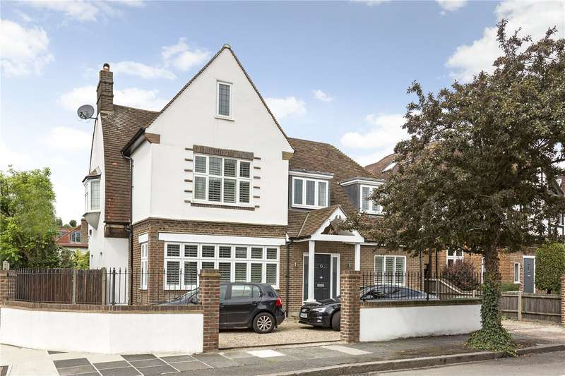 5 Bedrooms Detached House for sale in Suffolk Road, Barnes, SW13