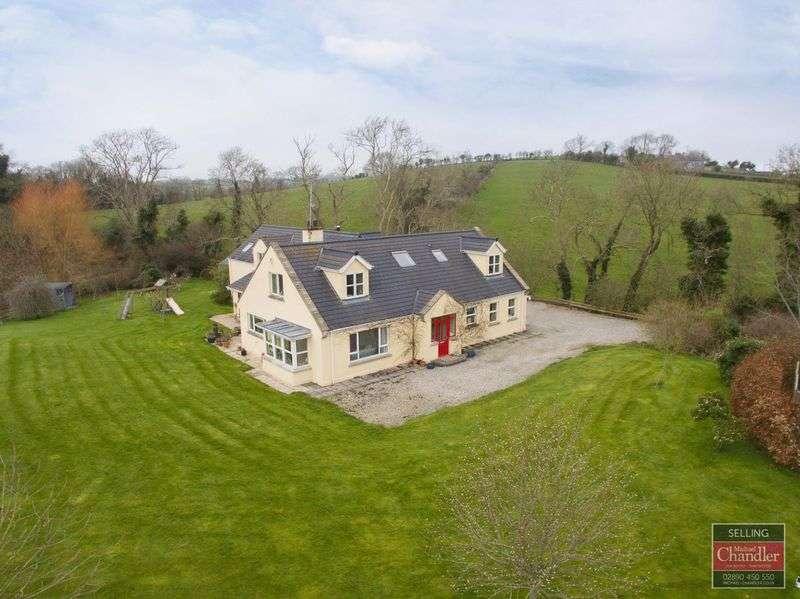 5 Bedrooms Detached House for sale in 16 Creevy Road, Crossgar, BT30 9HX