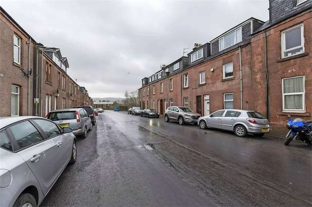 1 Bedroom Flat for sale in Wilson Street, Alexandria, West Dunbartonshire