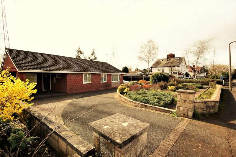 3 Bedrooms Detached Bungalow for sale in Green Lane, Bevere, Worcester