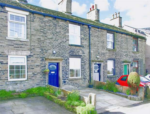 2 Bedrooms Terraced House for sale in Cow Lane, Bollington, Macclesfield, Cheshire